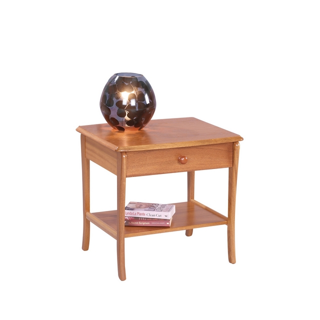 Sutcliffe Trafalgar Teak Lamp Table