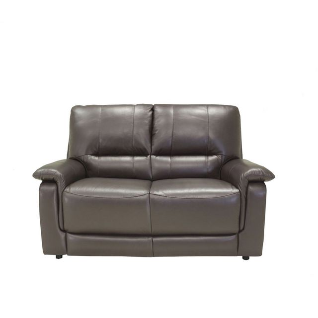 Cookes Collection Melbourne 2 Seater Sofa In Leather 10