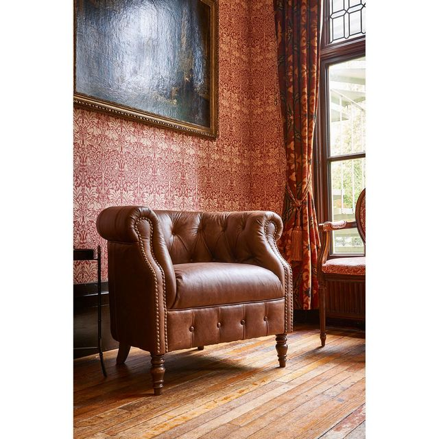 Outstanding Alexander And James Jude Chair In Leather Caraccident5 Cool Chair Designs And Ideas Caraccident5Info