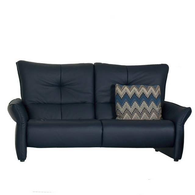 Himolla Brent 3 Seater Sofa In Leather 18