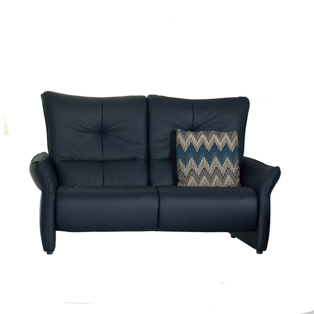 Himolla Brent 2 Seater Sofa In Leather 18
