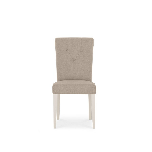 Cookes Collection Geneva Fabric Dining Chair