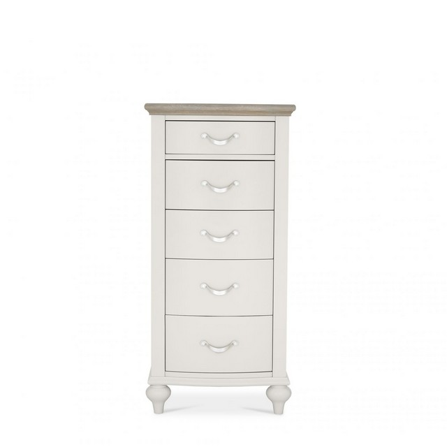 Cookes Collection Geneva 5 Drawer Tall Chest