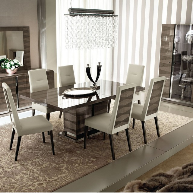Alf Monaco Dining Table And 6 Chairs Dining Sets Cookes Furniture
