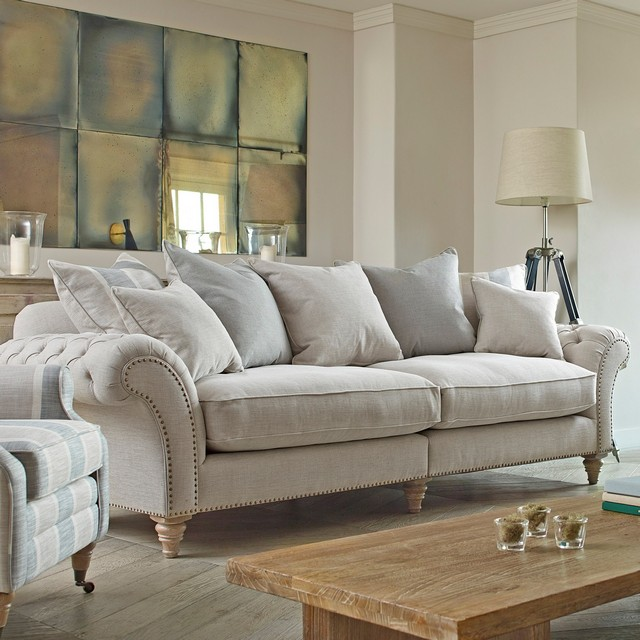 Apus Extra Large Sofa In Fabric A