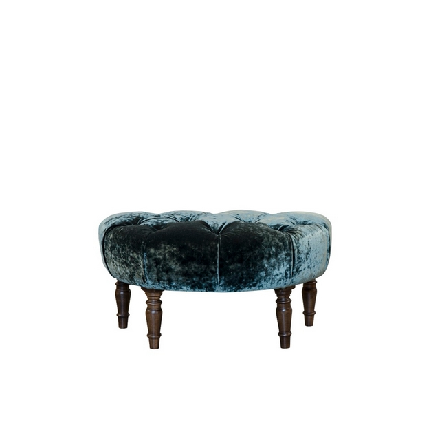 Alexander and James Imogen Footstool In Fabric A
