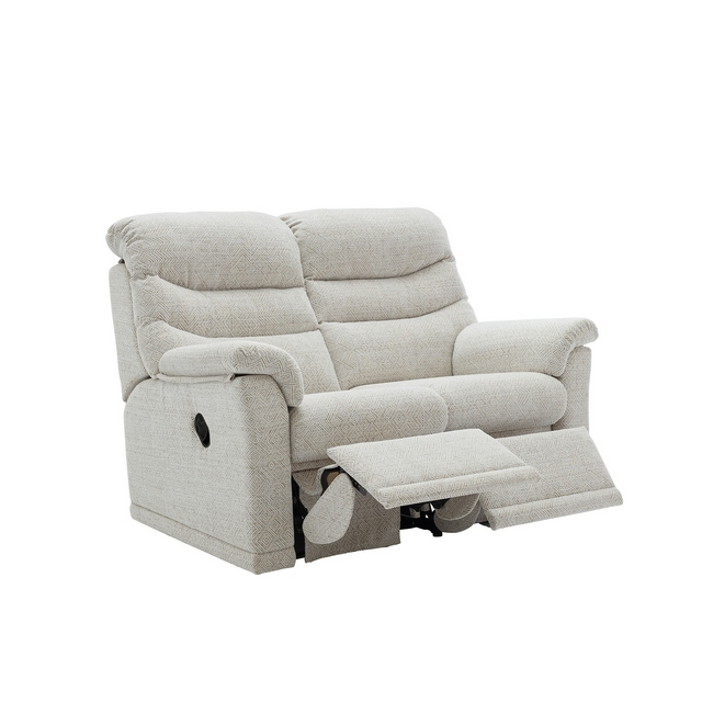 Malvern G Plan Malvern 2 Seater Double Recliner Sofa