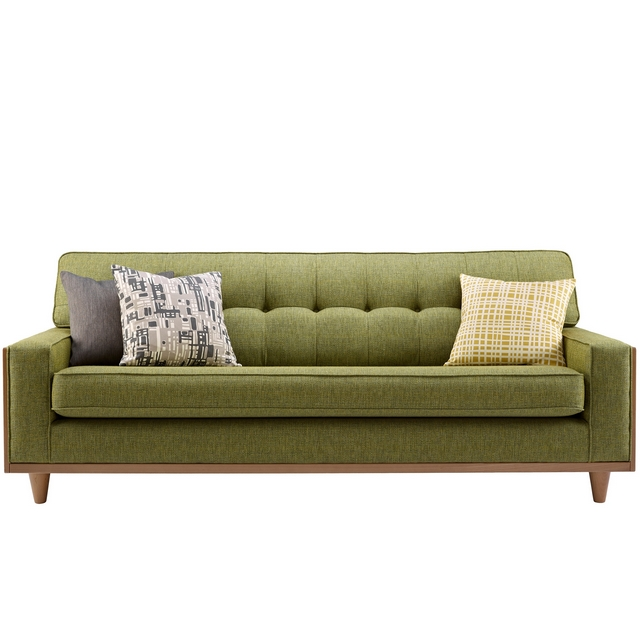 G Plan Vintage Fifty Nine Large Sofa