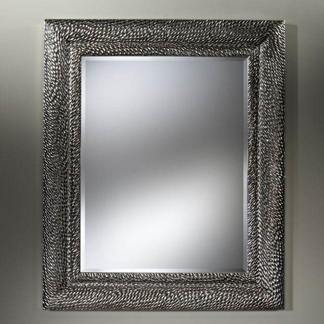 Deknudt Dragon Silver Mirror