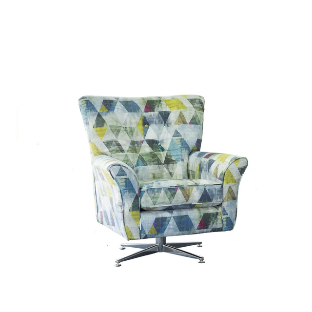 Cool Cookes Collection Regent Swivel Chair Dailytribune Chair Design For Home Dailytribuneorg