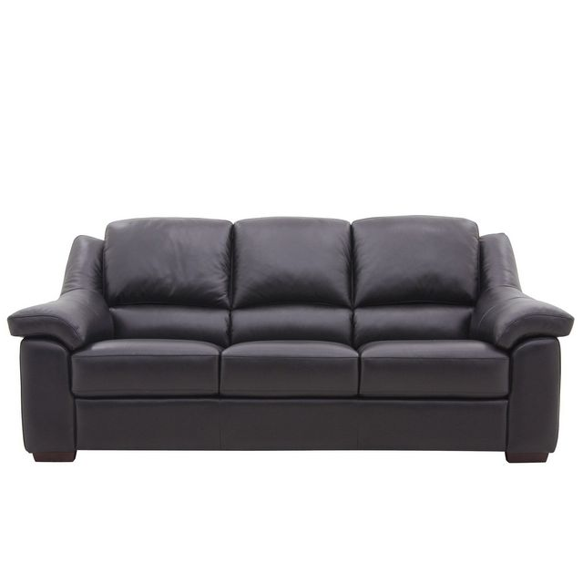 Cookes Collection Cairns 3 Seater Sofa In Leather 10