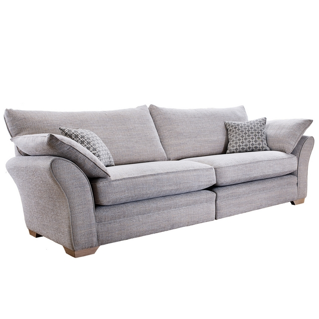 Cookes Collection Sapphire Extra Large Split Sofa
