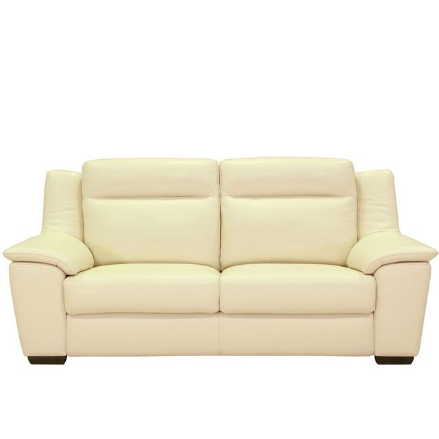 Cookes Collection Darwin 3 Seater Sofa In Leather 10