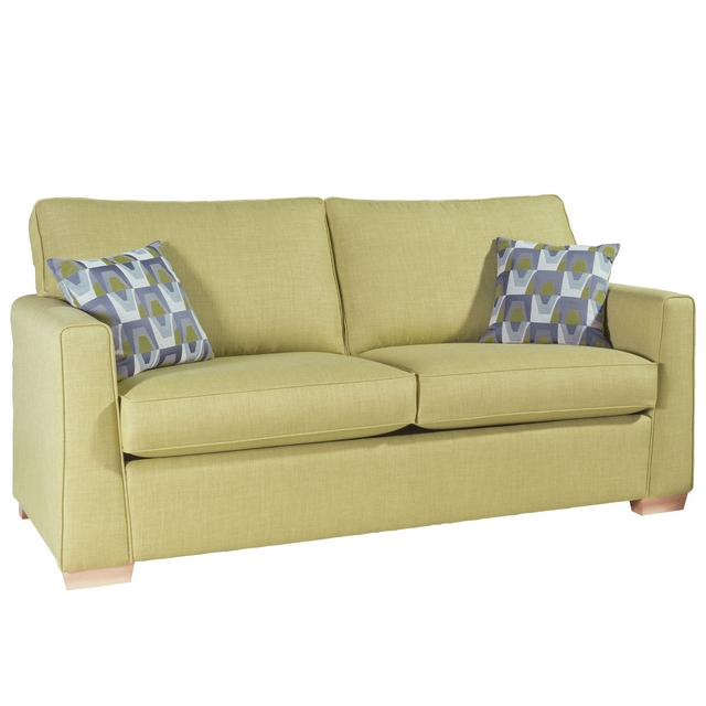 Cookes Collection Harley 3 Seater Sofa Bed