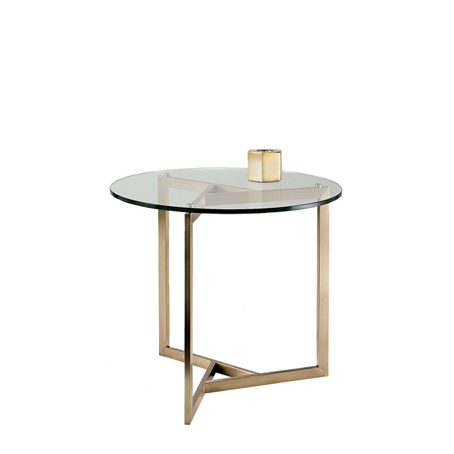 Angle Angle Lamp Table