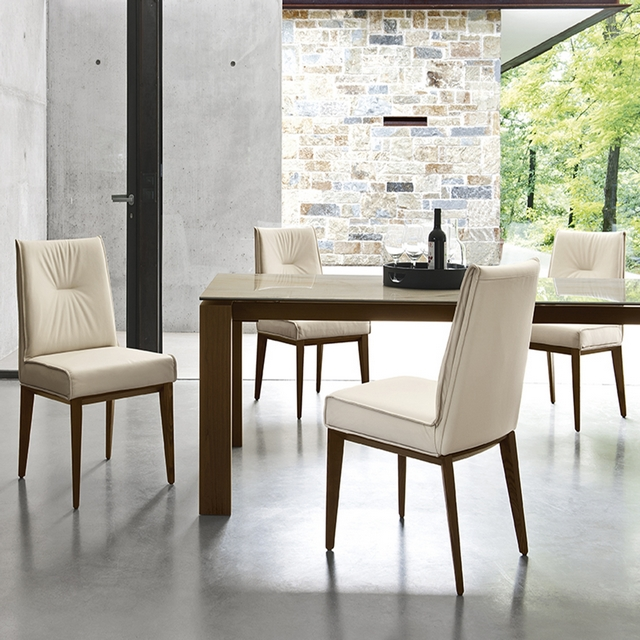 Calligaris Omnia Dining Table and Chairs