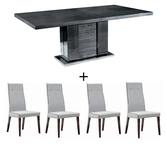 Alf Monte Carlo Dining Table And 4 Chairs