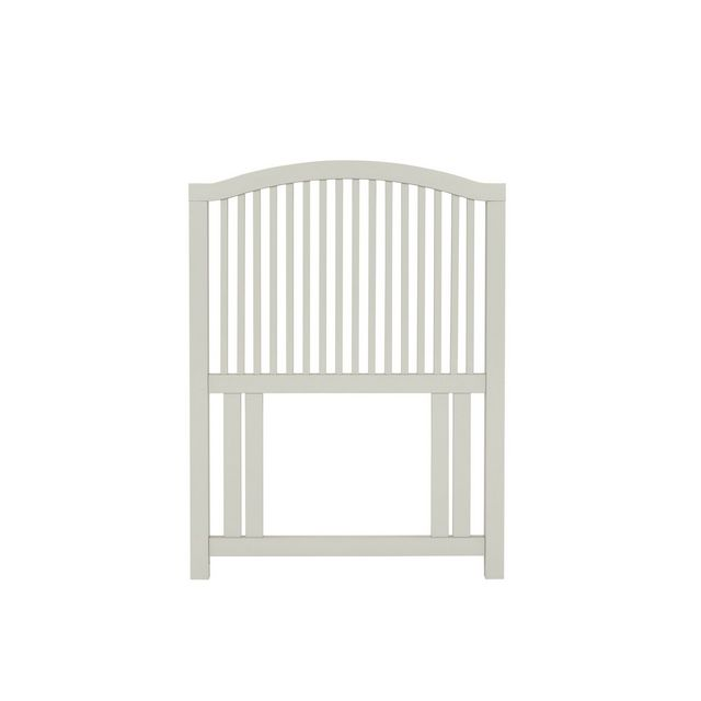Cookes Collection Ashley Cotton Slatted Headboard Single