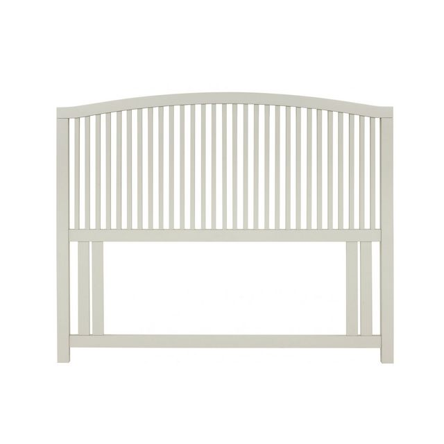Cookes Collection Ashley Cotton Slatted Headboard Double
