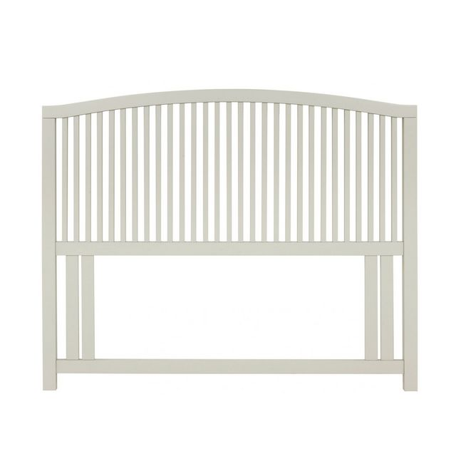 Cookes Collection Ashley Cotton Slatted Headboard King