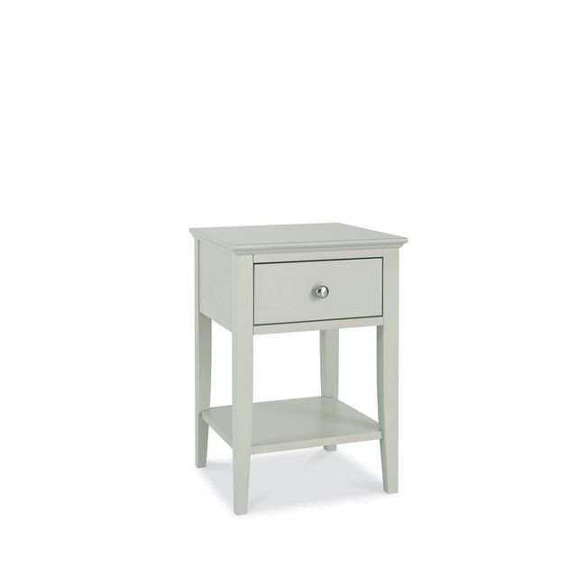 Cookes Collection Ashley Cotton 1 Drawer Nightstand