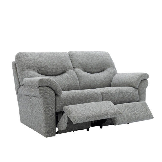 WASHINGTON - SOFT COVER G Plan Washington 2 Seater Double Power Recliner Sofa