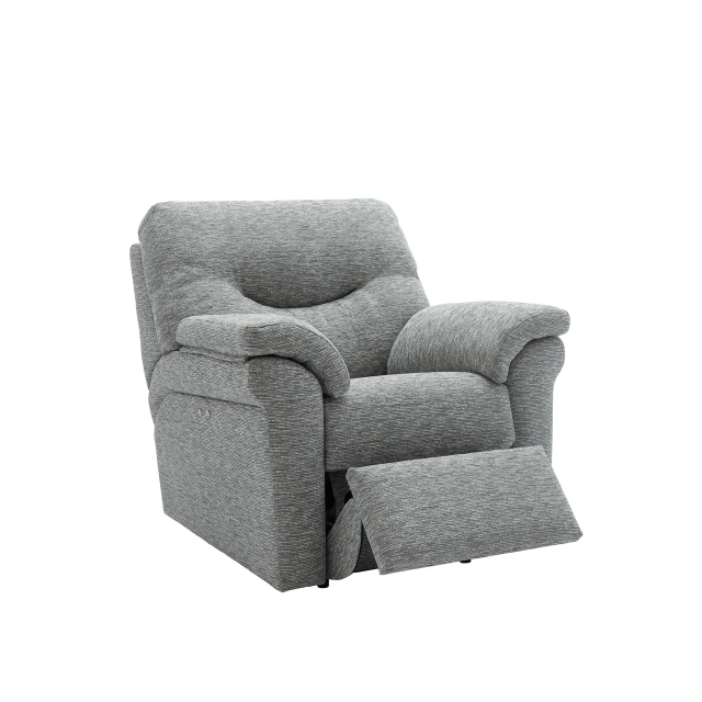 WASHINGTON - SOFT COVER G Plan Washington Power Recliner Armchair