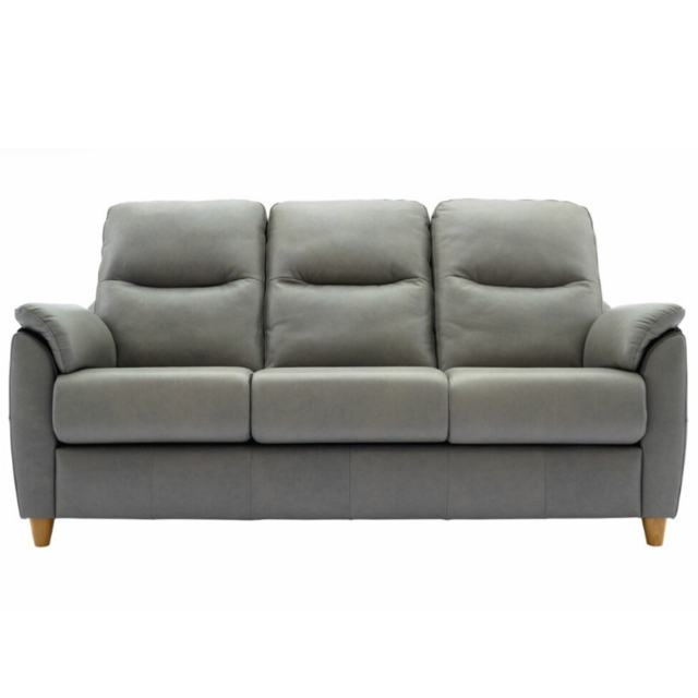 Spencer G Plan Spencer 3 Seater Sofa In Leather