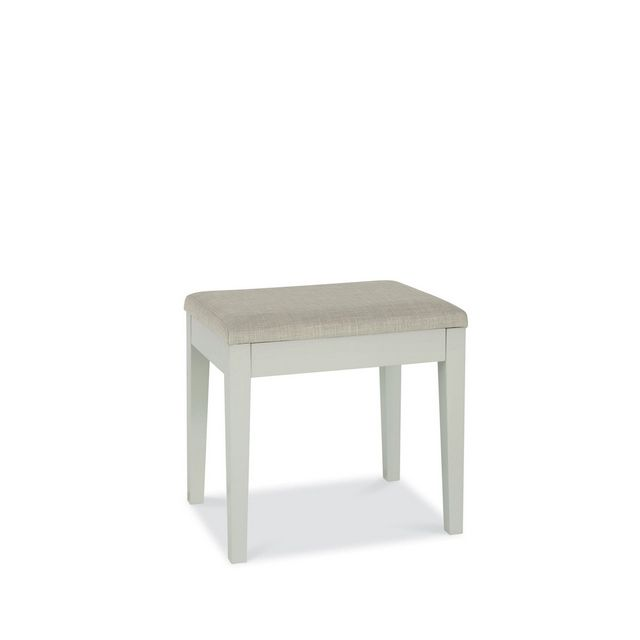 Cookes Collection Ashley Cotton Stool