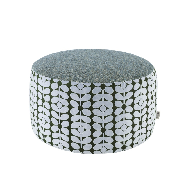 Orla Kiely Conway Large Footstool 1