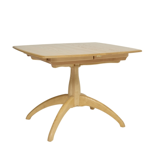 Ercol Windsor Small Extending Dining Table 1