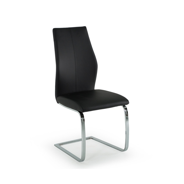 Umbria Black  Dining Chair 1