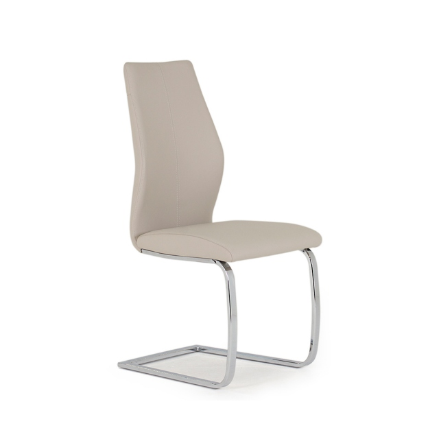 Umbria Dining Chair Taupe 1