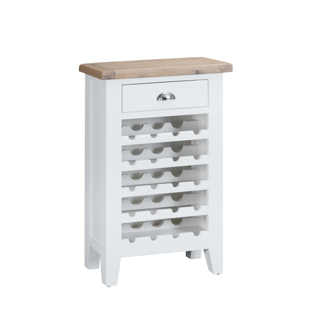 Cookes Collection Thames White Wine Cabinet 1