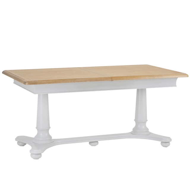 Cookes Collection Madeira Extending Dining Table 1