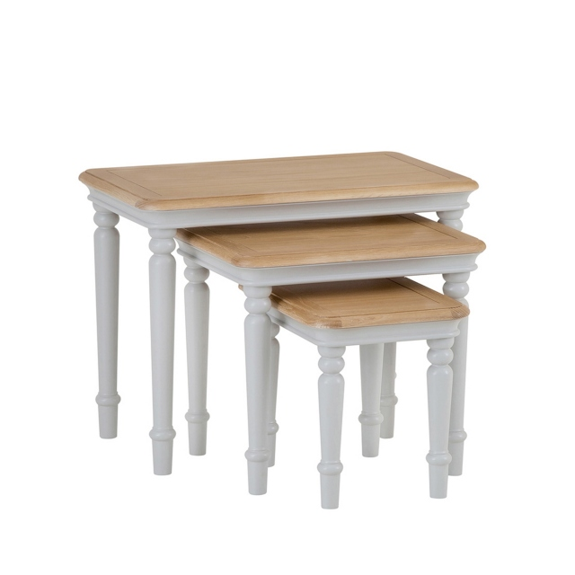 Cookes Collection Madeira Nest of Tables 1