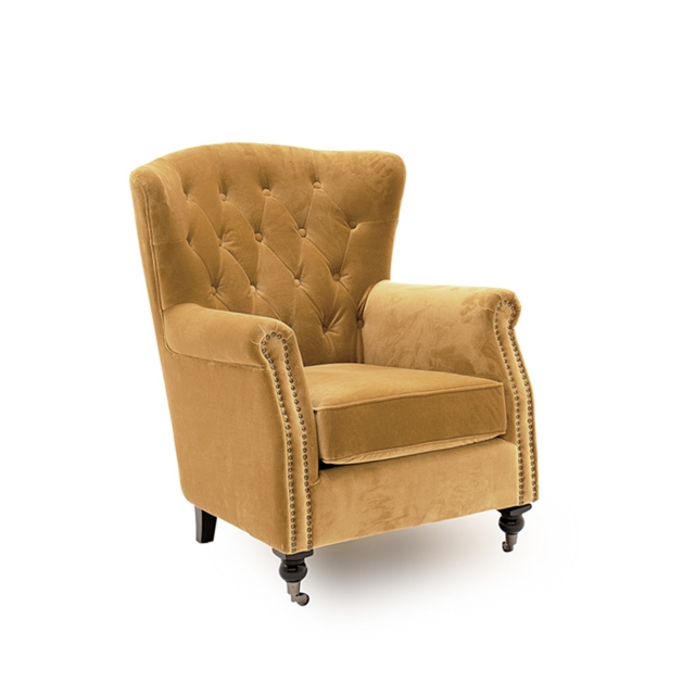 Dawson Wingback Chair 1