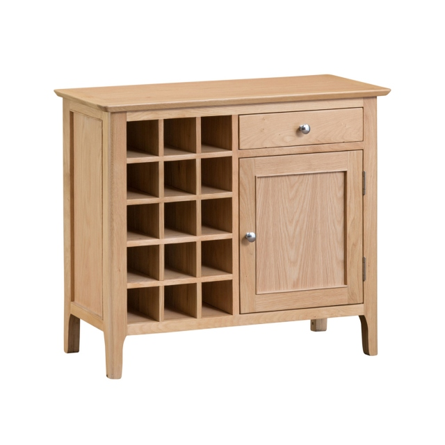 Cookes Collection Blackburn Wine Cabinet 1