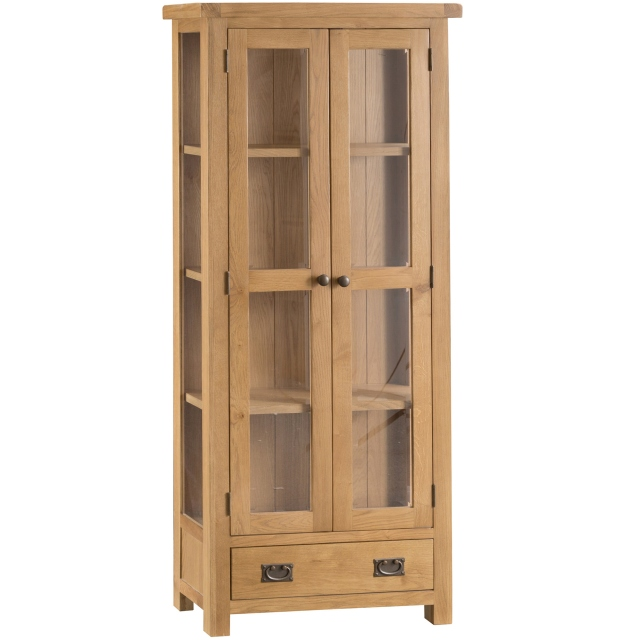 Cookes Collection Colchester Display Cabinet 1