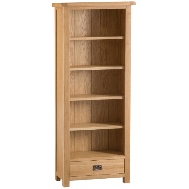 Cookes Collection Colchester Bookcase 1