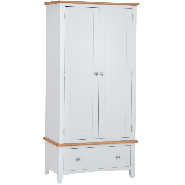 Cookes Collection Palma 2 Door Wardrobe 1