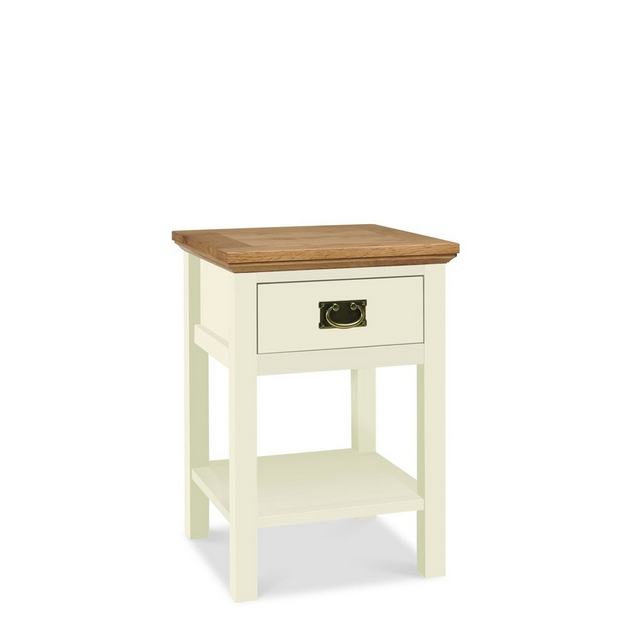 Cookes Collection Romana Two Tone Lamp Table
