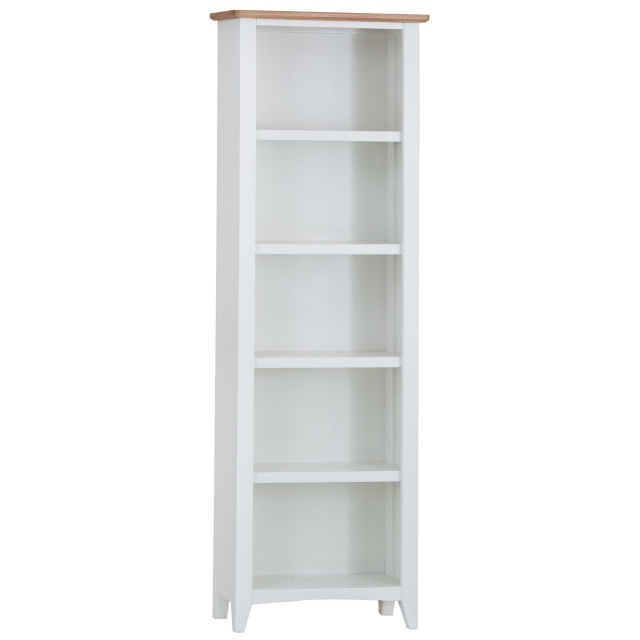 Cookes Collection Palma Large Bookcase 1