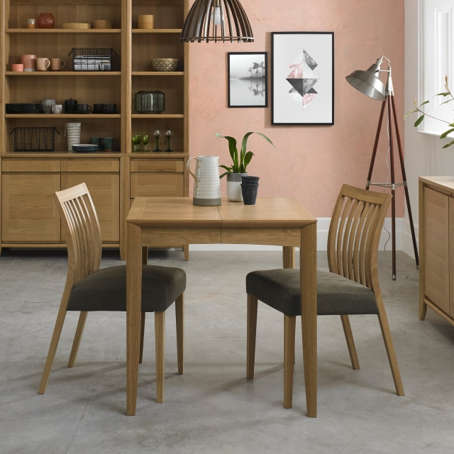 Cookes Collection Romy Small Dining Table and 2 Chairs 1
