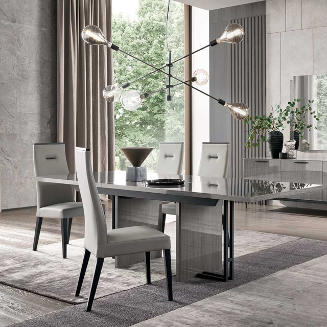 Alf Novecento Dining Table and 4 Chairs 1