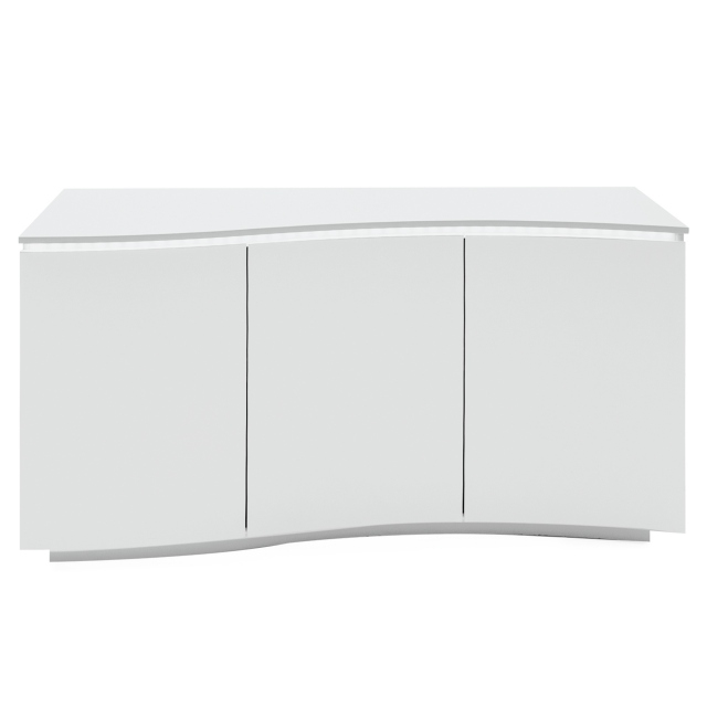 Cookes Collection Lewis Sideboard White