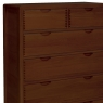 Ercol Bosco 6 Drawer Tall Wide Chest