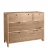 Ercol Bosco 5 Drawer Wide Chest 1