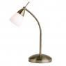 Antique Brass Touch Desk Lamp 1