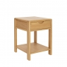 Ercol Bosco Dining Lamp Table